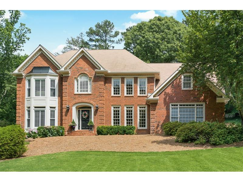 335 Quiet Water Lane, Sandy Springs, GA 30350 (MLS #5691087) :: North Atlanta Home Team