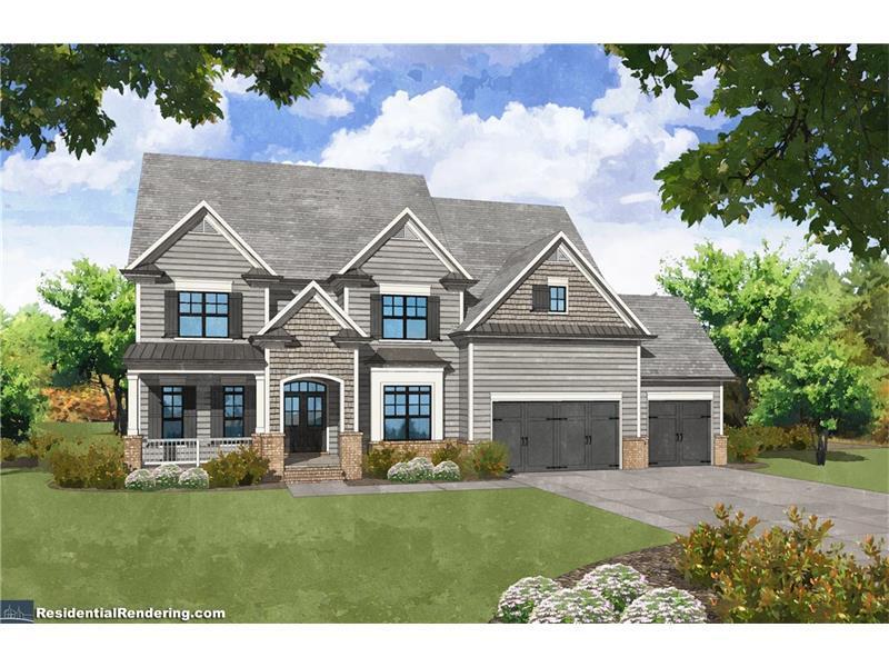 1295 Rustic Ridge Drive NE, Brookhaven, GA 30319 (MLS #5691636) :: North Atlanta Home Team