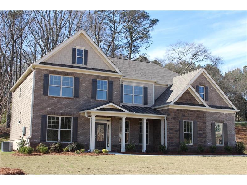 100 English Point, Fayetteville, GA 30215 (MLS #5692084) :: North Atlanta Home Team