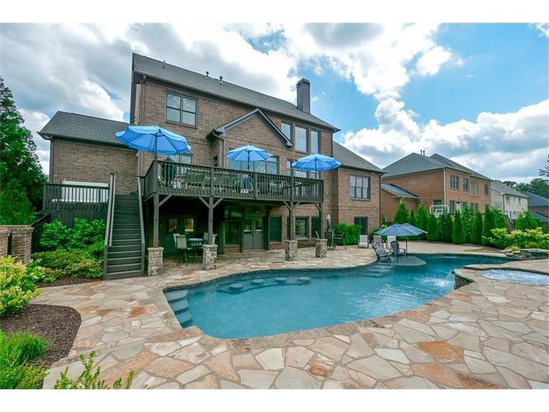 5339 Broadwood Avenue, Peachtree Corners, GA 30092 (MLS #5694188) :: North Atlanta Home Team
