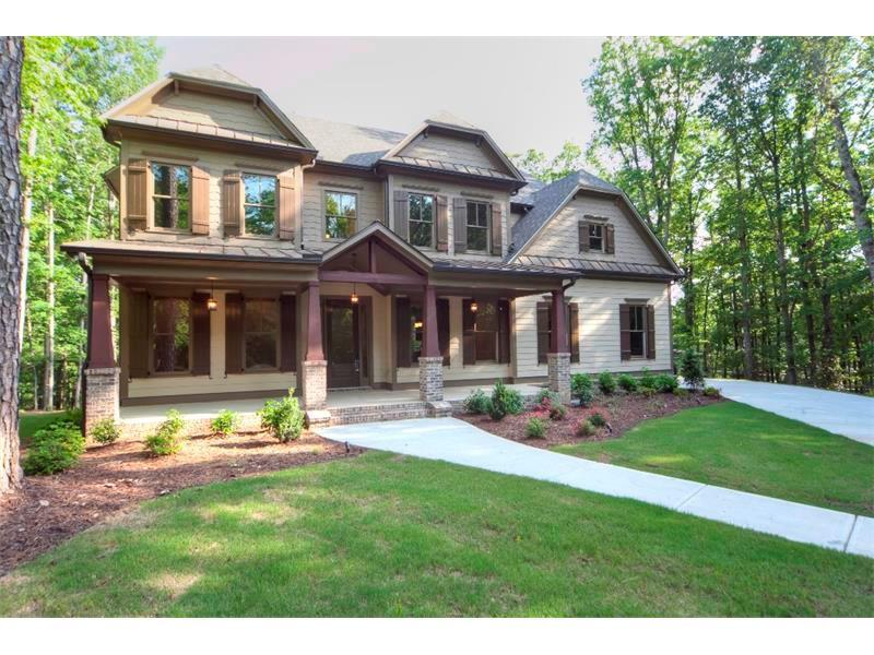 13040 Lum Crowe Road, Roswell, GA 30075 (MLS #5694215) :: North Atlanta Home Team