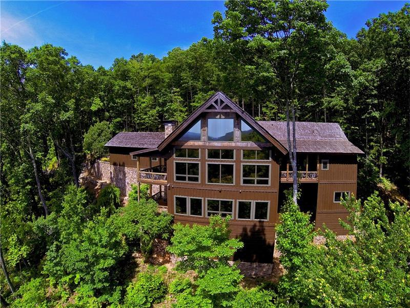 211 Moss Creek Trail, Ellijay, GA 30536 (MLS #5699272) :: North Atlanta Home Team