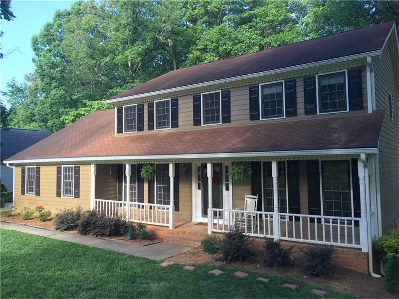 1473 Baron Court, Stone Mountain, GA 30087 (MLS #5699975) :: North Atlanta Home Team