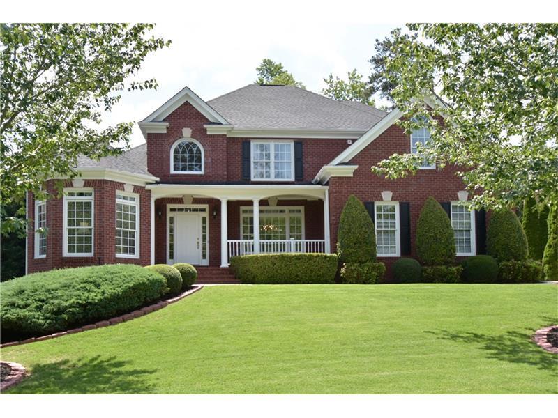 5410 Buck Hollow Drive, Alpharetta, GA 30005 (MLS #5700557) :: North Atlanta Home Team