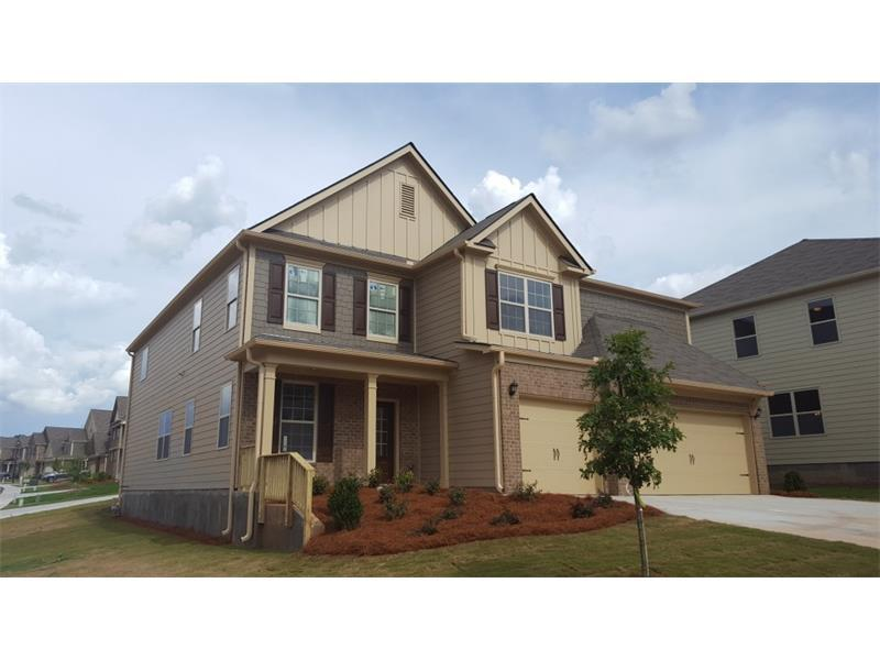 7267 Parkland Bend, Fairburn, GA 30213 (MLS #5701232) :: North Atlanta Home Team