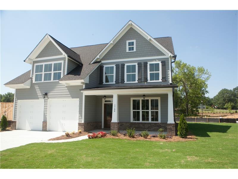 1788 Hanover West Court, Lawrenceville, GA 30043 (MLS #5701376) :: North Atlanta Home Team