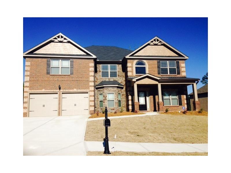 8019 Stillmist Drive, Fairburn, GA 30213 (MLS #5702685) :: North Atlanta Home Team