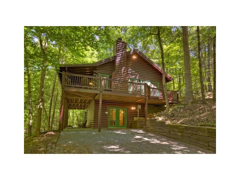 63 Hawk Trail, Ellijay, GA 30540 (MLS #5706804) :: North Atlanta Home Team