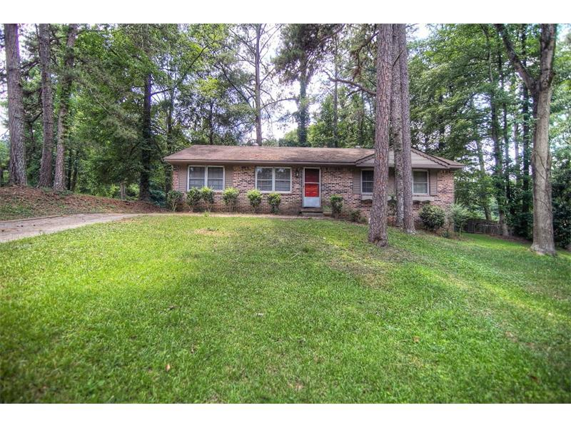 484 Evergreen Drive, Forest Park, GA 30297 (MLS #5708684) :: North Atlanta Home Team