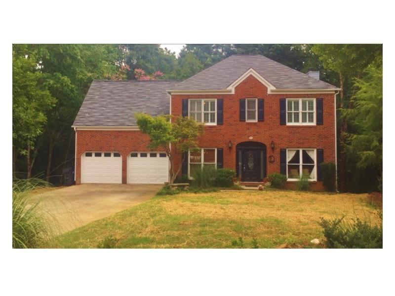 1205 Scandrett Overlook NW, Kennesaw, GA 30152 (MLS #5709702) :: North Atlanta Home Team
