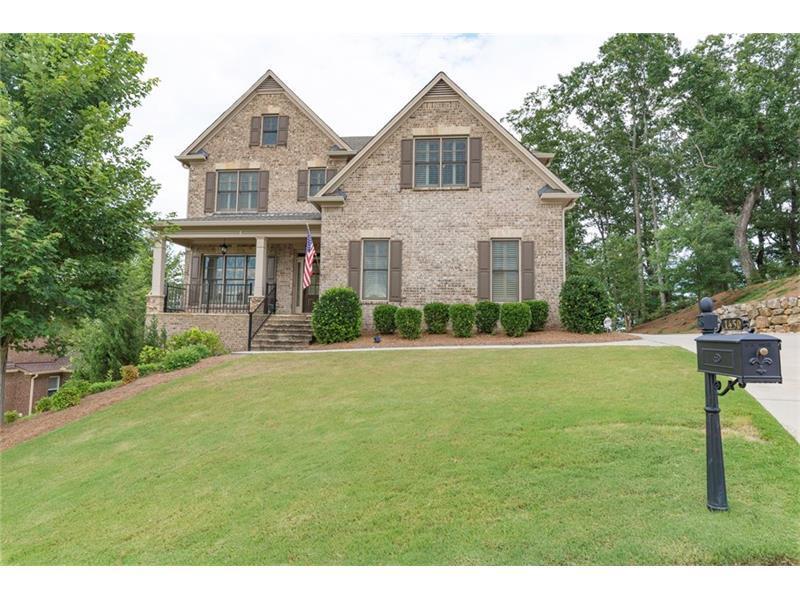 1450 Hilltop Overlook Drive, Marietta, GA 30062 (MLS #5713842) :: North Atlanta Home Team