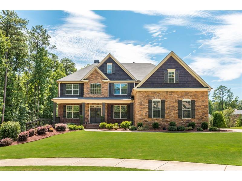 2357 Milton Place, Milton, GA 30004 (MLS #5714792) :: North Atlanta Home Team