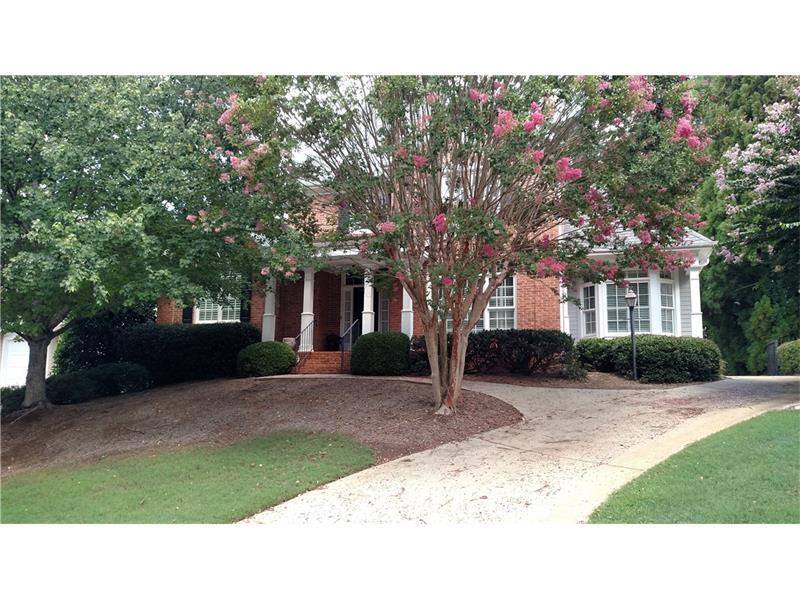2835 Gleneagles Pointe, Alpharetta, GA 30005 (MLS #5715057) :: North Atlanta Home Team