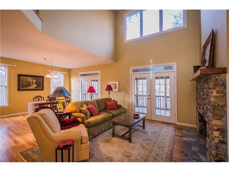 222 Bell Flower Drive, Big Canoe, GA 30143 (MLS #5718153) :: North Atlanta Home Team
