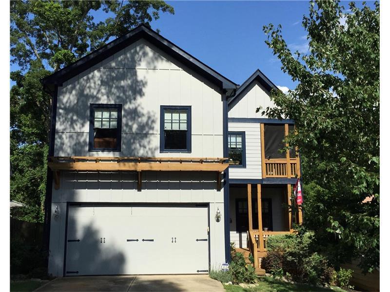349 Reed Street, Scottdale, GA 30079 (MLS #5718553) :: North Atlanta Home Team