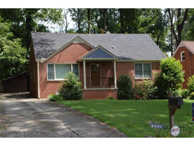 2804 Joyce Avenue, Decatur, GA 30032 (MLS #5718724) :: North Atlanta Home Team