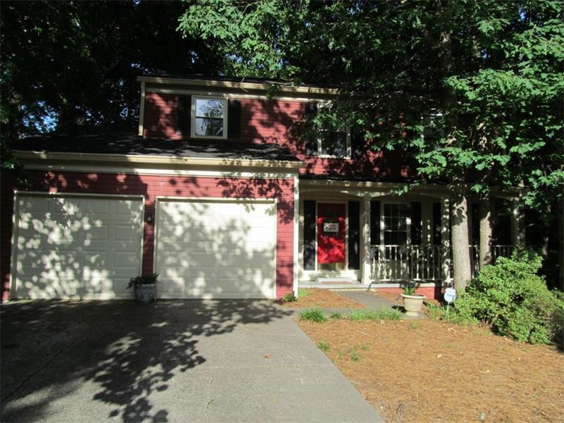 1402 Heritage Glen Drive, Marietta, GA 30068 (MLS #5719035) :: North Atlanta Home Team