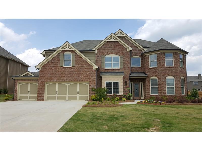 3468 In Bloom Way, Auburn, GA 30011 (MLS #5720282) :: North Atlanta Home Team