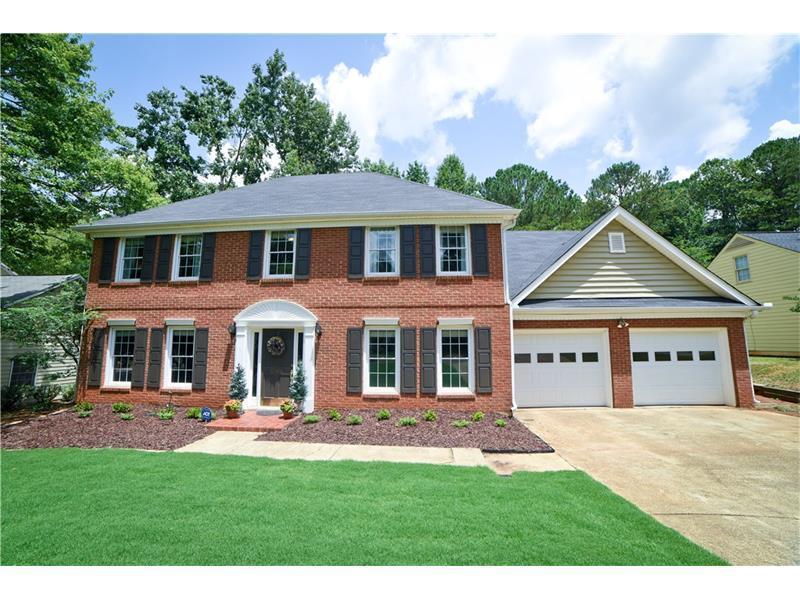 1663 Pinefield Road, Marietta, GA 30066 (MLS #5720538) :: North Atlanta Home Team