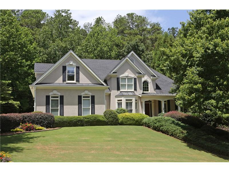 14380 Morning Mountain Way, Milton, GA 30004 (MLS #5720930) :: North Atlanta Home Team