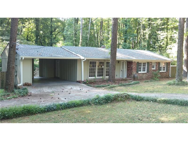 3220 Cloverhurst Drive, East Point, GA 30344 (MLS #5722860) :: North Atlanta Home Team