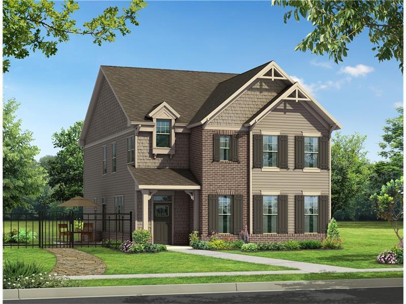 4392 Ainsley Mill Lane, Duluth, GA 30097 (MLS #5722971) :: North Atlanta Home Team
