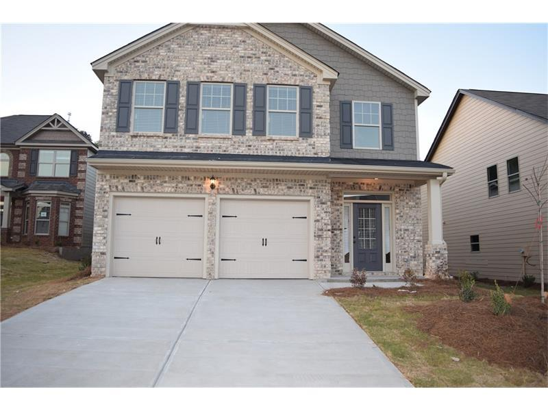 6145 Glade Court, Austell, GA 30168 (MLS #5723246) :: North Atlanta Home Team