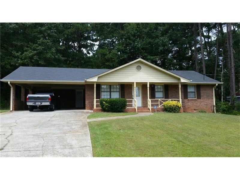 1455 Rockbridge Road, Stone Mountain, GA 30087 (MLS #5724158) :: North Atlanta Home Team
