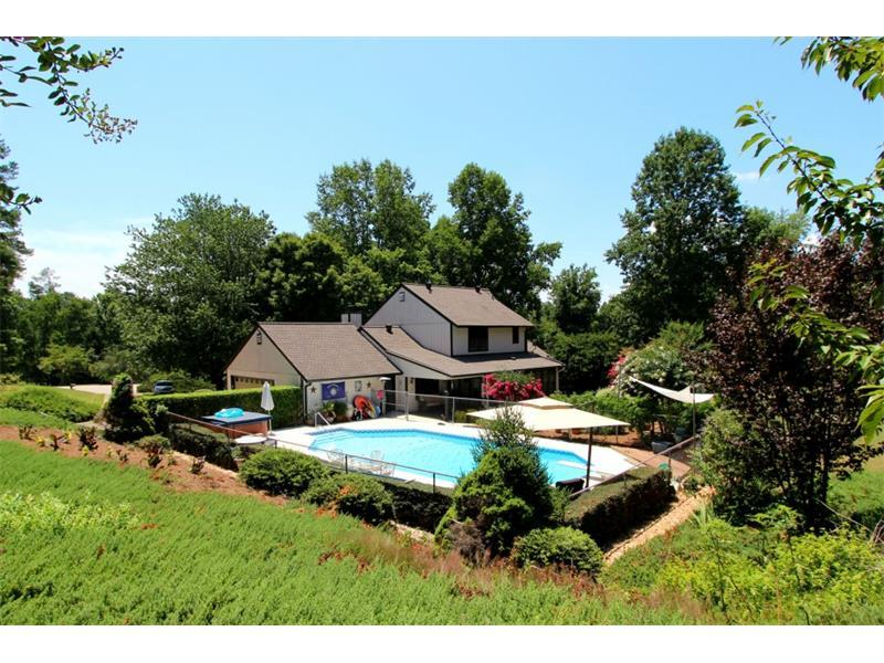 5316 Raintree Circle, Oakwood, GA 30566 (MLS #5724239) :: North Atlanta Home Team