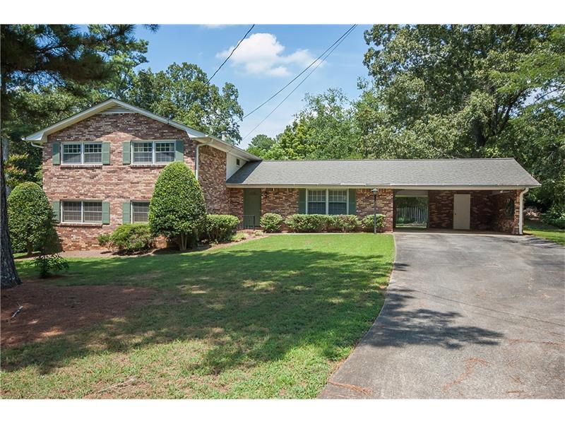 3836 Doroco Drive -, Atlanta, GA 30340 (MLS #5724429) :: North Atlanta Home Team