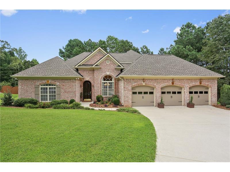 9320 Spinnaker Lane, Gainesville, GA 30506 (MLS #5725279) :: North Atlanta Home Team