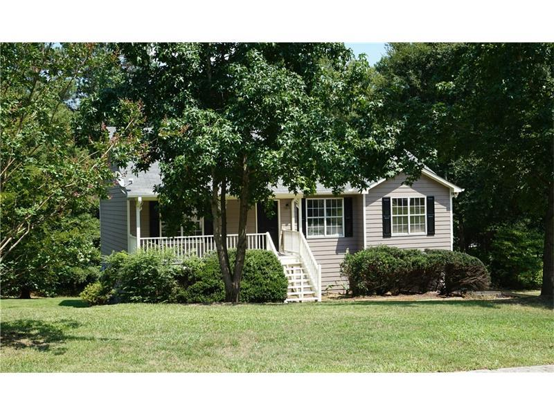 506 Amberwood Way, Euharlee, GA 30145 (MLS #5725567) :: North Atlanta Home Team