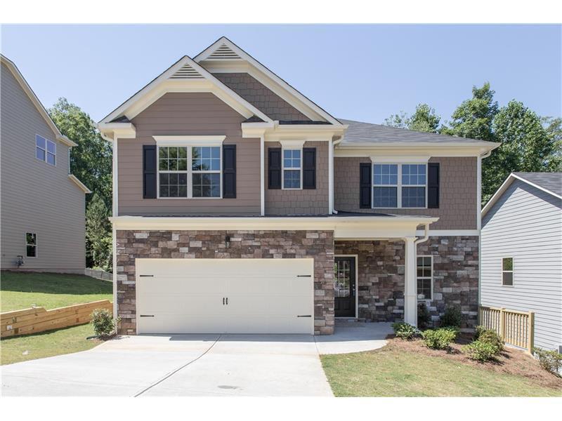 435 Crestmont Lane, Canton, GA 30114 (MLS #5725623) :: North Atlanta Home Team