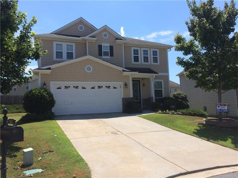 1546 Briarfield Way, Marietta, GA 30066 (MLS #5726085) :: North Atlanta Home Team
