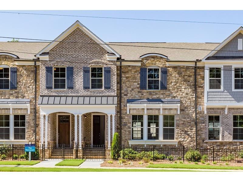 1792 Stephanie Trail #58, Atlanta, GA 30329 (MLS #5726265) :: North Atlanta Home Team
