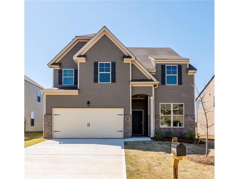 1328 Worcester Trail, Mcdonough, GA 30253 (MLS #5729183) :: North Atlanta Home Team