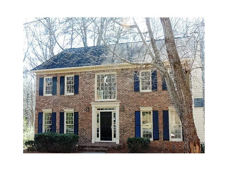 2550 Ashbourne Drive, Lawrenceville, GA 30043 (MLS #5729604) :: North Atlanta Home Team