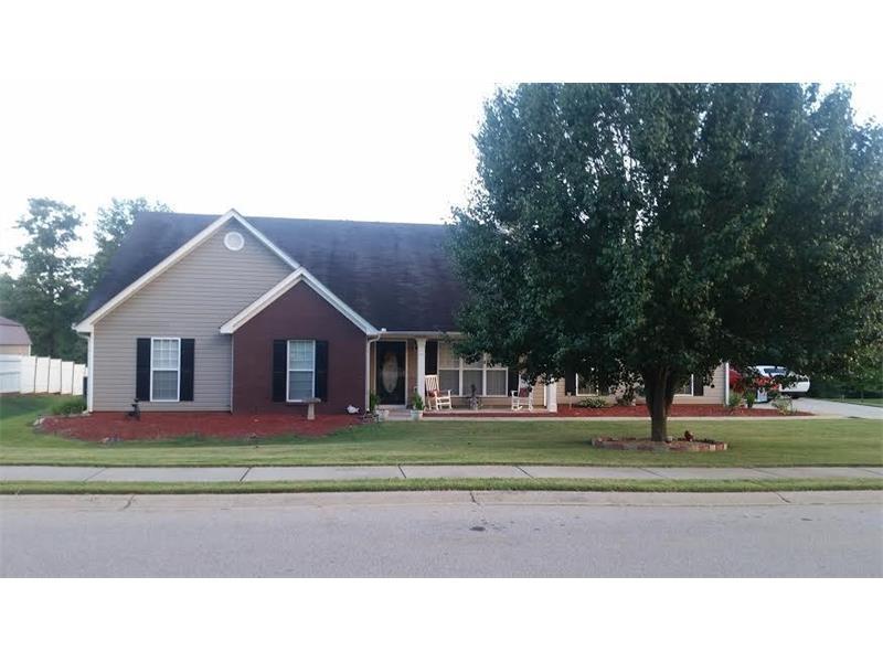 141 Spratlin Drive, Jefferson, GA 30549 (MLS #5729771) :: North Atlanta Home Team