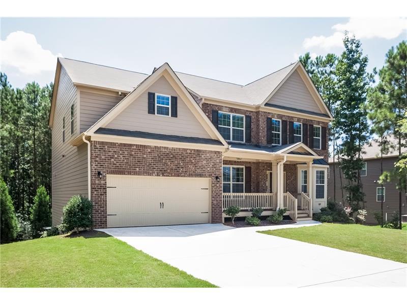 5289 Cedar Mill Drive, Powder Springs, GA 30127 (MLS #5730022) :: North Atlanta Home Team