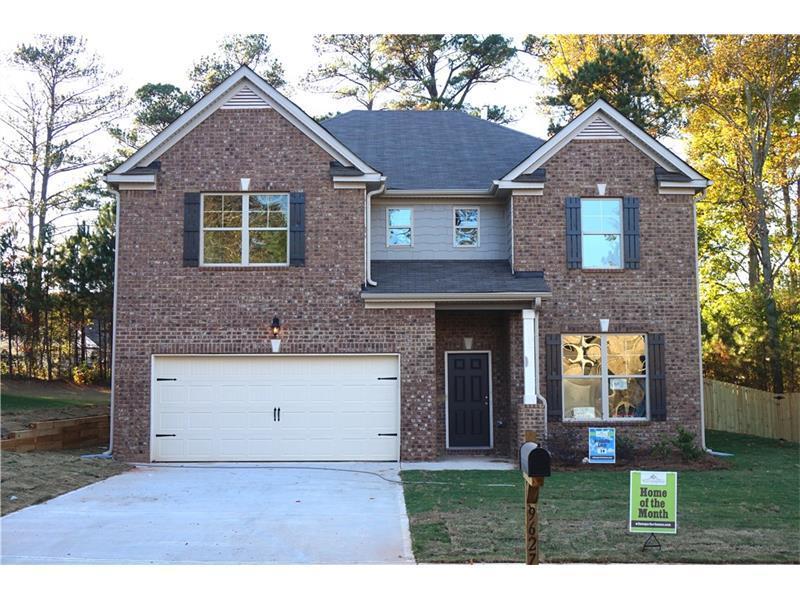 9627 Ivey Ridge Circle, Jonesboro, GA 30238 (MLS #5730162) :: North Atlanta Home Team