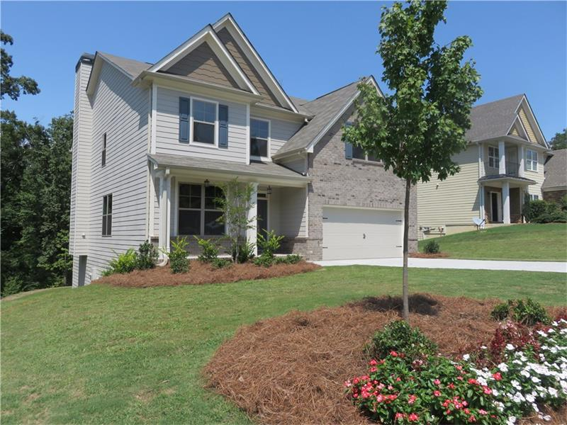 6263 Cove Creek Drive, Flowery Branch, GA 30542 (MLS #5730759) :: North Atlanta Home Team