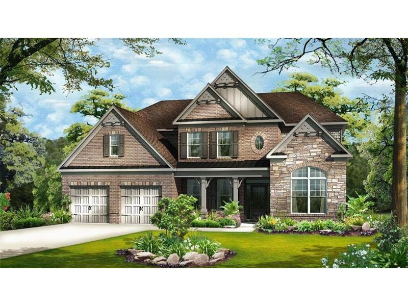 115 English Point, Fayetteville, GA 30215 (MLS #5731647) :: North Atlanta Home Team