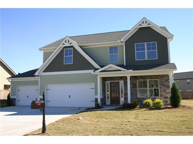 345 Red Cap Circle, Jefferson, GA 30549 (MLS #5731930) :: North Atlanta Home Team