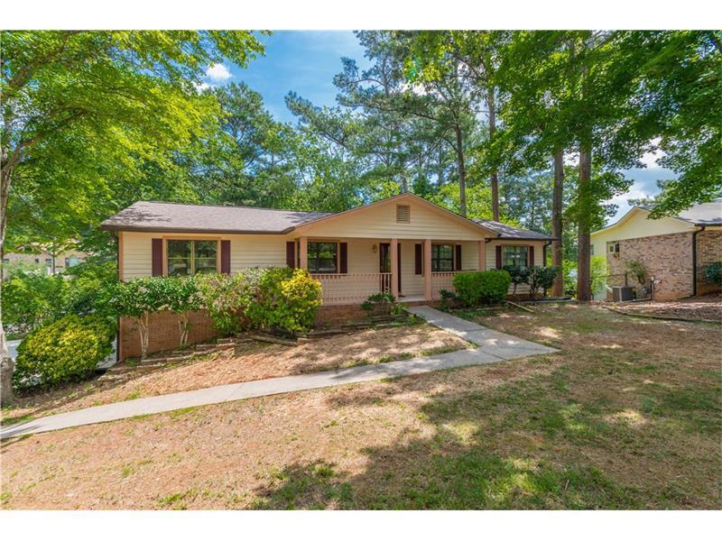 629 Stone Harbor Parkway SW, Marietta, GA 30060 (MLS #5732328) :: North Atlanta Home Team