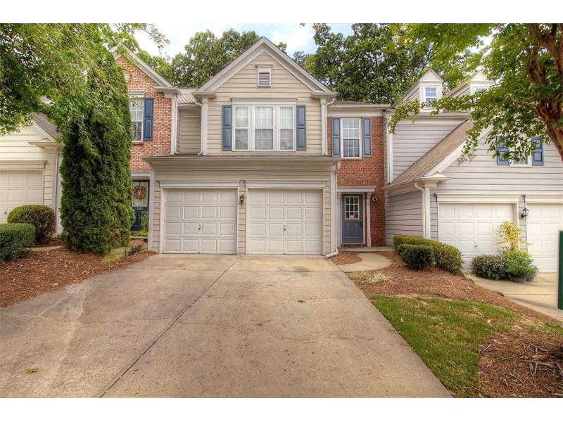 2408 Elkhorn Terrace #2408, Duluth, GA 30096 (MLS #5732801) :: North Atlanta Home Team