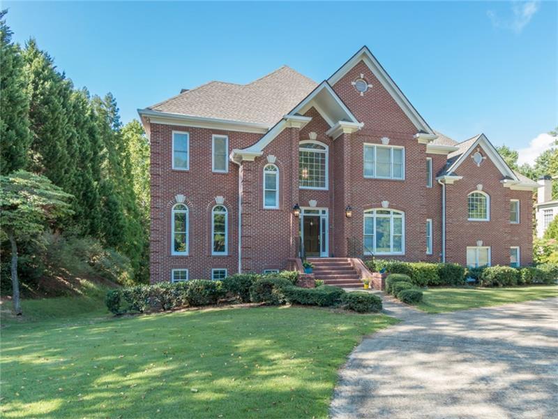 1080 Woodruff Plantation Parkway, Marietta, GA 30067 (MLS #5733149) :: Carrington Real Estate Services