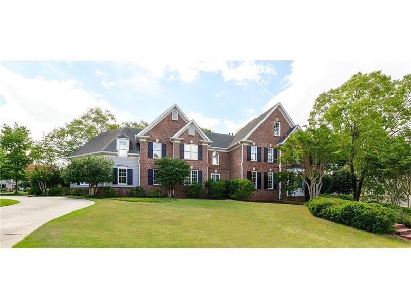 444 Langley Oaks Drive SE, Marietta, GA 30067 (MLS #5733553) :: North Atlanta Home Team