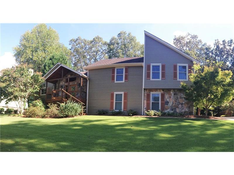 1566 Maple Ridge Drive, Suwanee, GA 30024 (MLS #5733981) :: North Atlanta Home Team