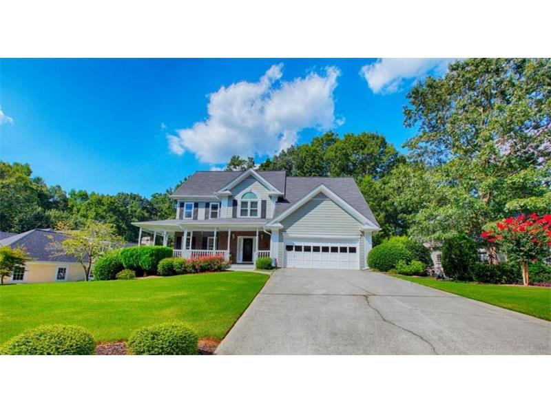 1295 Rivershyre Parkway, Lawrenceville, GA 30043 (MLS #5734481) :: North Atlanta Home Team