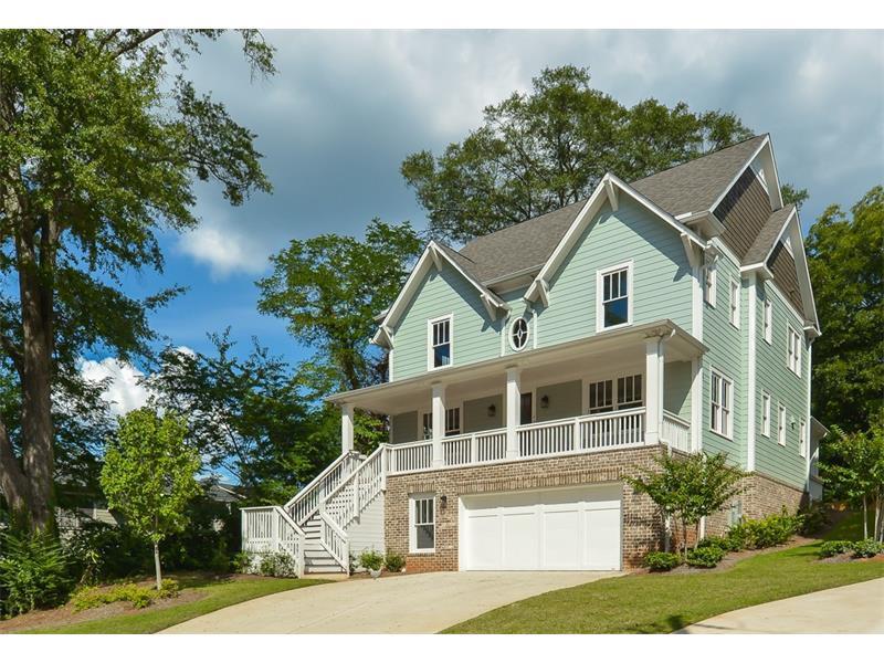 275 Hampton Terrace NE, Atlanta, GA 30307 (MLS #5734659) :: North Atlanta Home Team